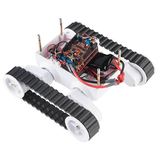 Rover 5 with Arduino Uno and Dagu 4 channel